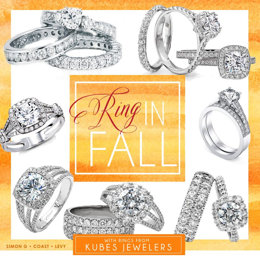 Such Gorgeous Rings From Kubes Jewelers In Fort Worth Style And A