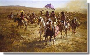Comanche Spoilers