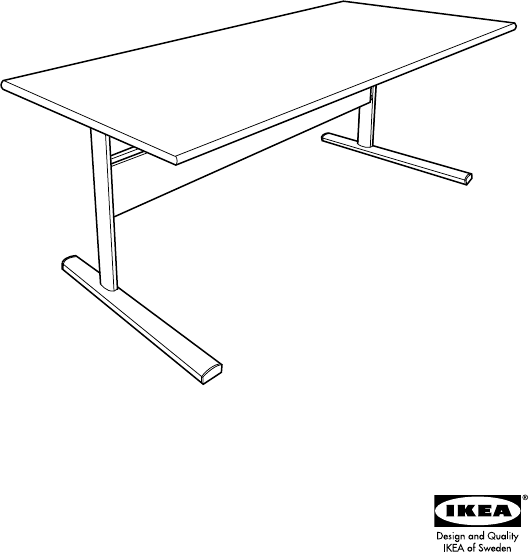 Ikea Fredrik Computertisch Loungemobel Loungemobel