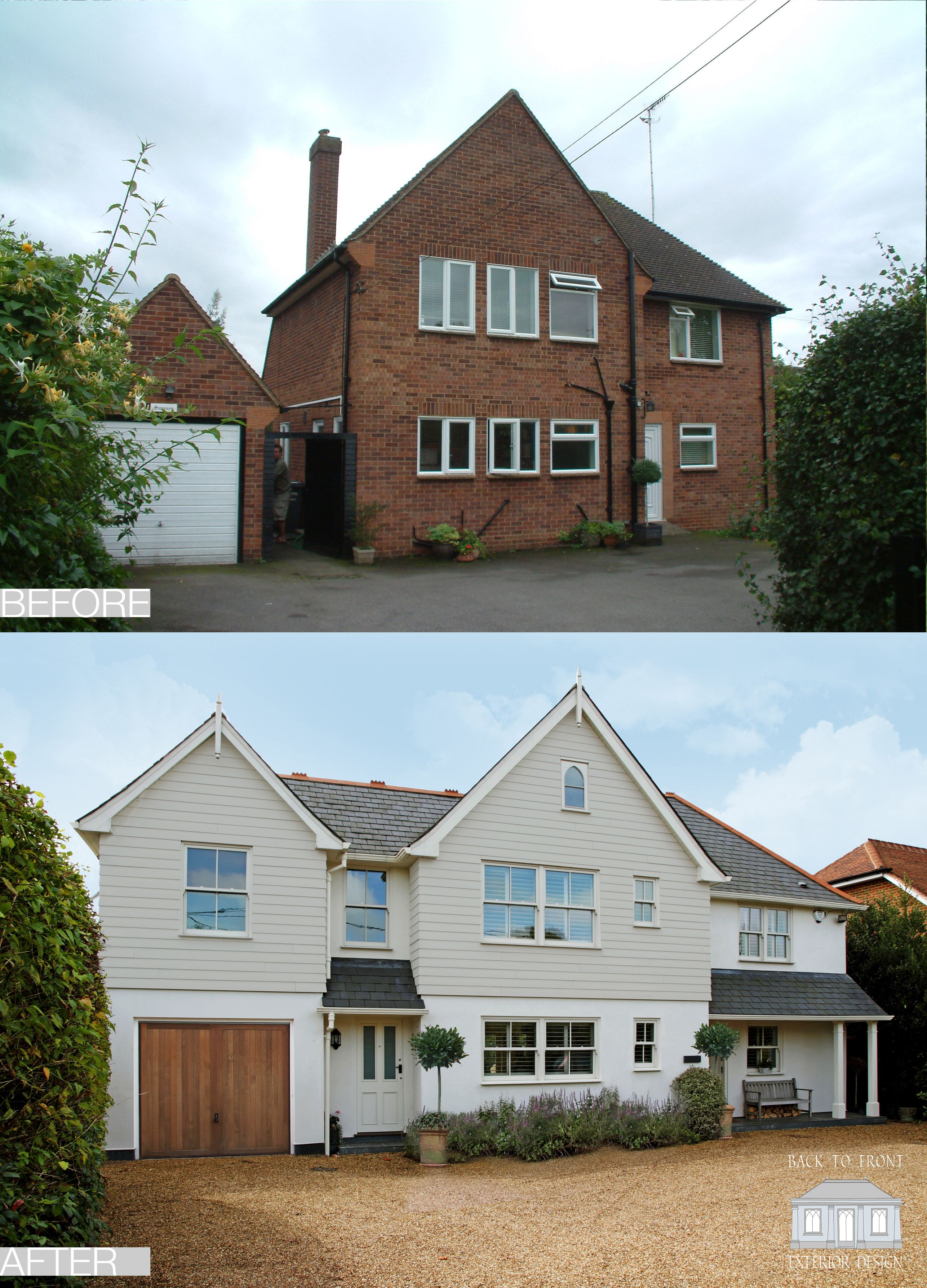 New England Remodelling Project in Berkshire | House