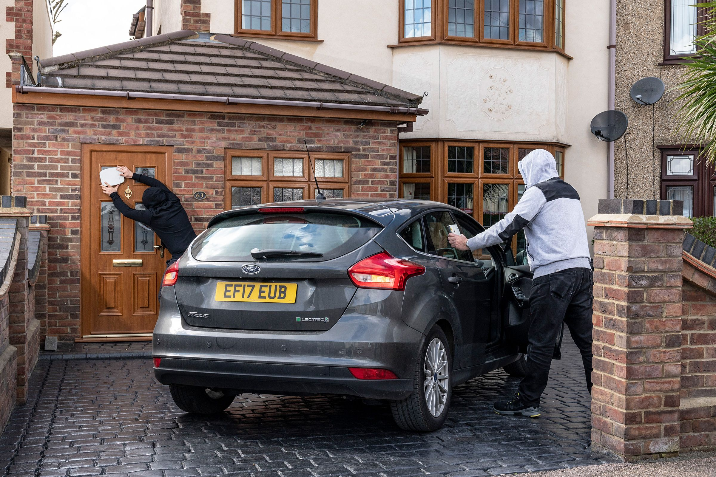Insurance Premiums Set To Rise For Cars Vulnerable To Keyless