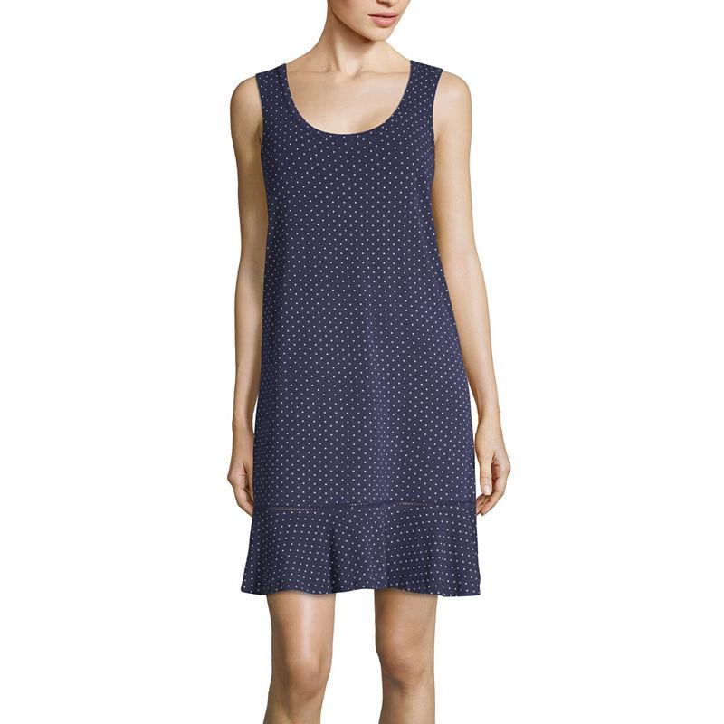 Liz Claiborne Womens Nightshirt Long Sleeve in 2019  048701d32