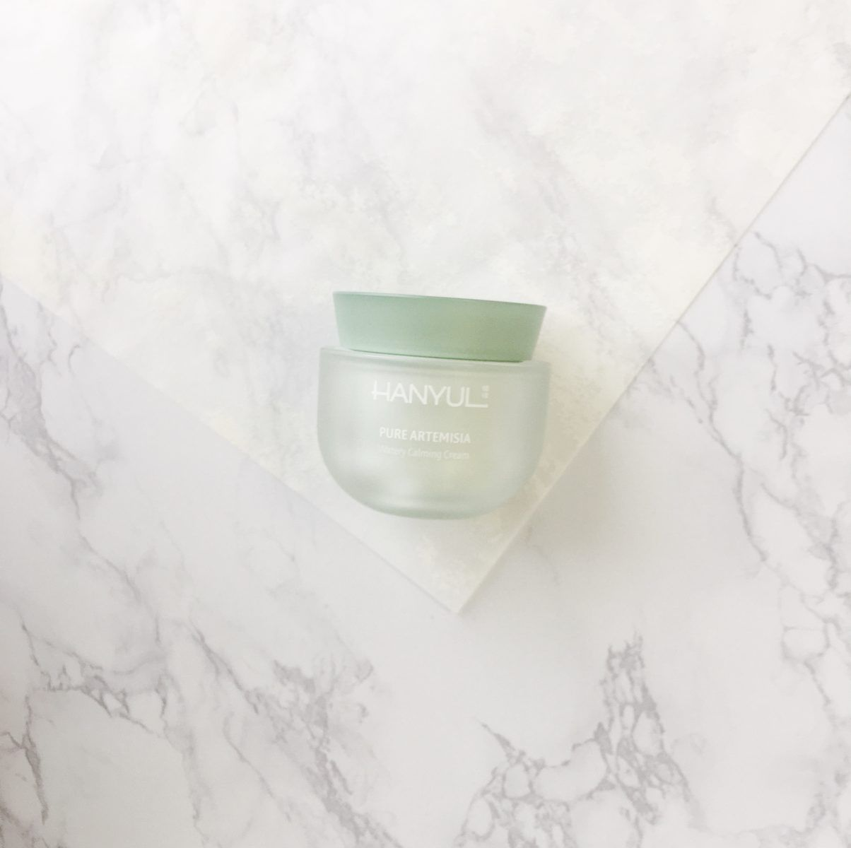Hanyul Pure Artemisia Watery Calming Cream 50ml In 2018 Skincare
