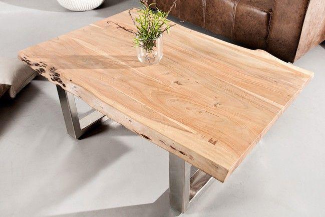 Pin Von Kathi Behlendorf Auf Wohnzimmer Couchtisch Baumstamm Couchtisch Holz Massiv Tisch
