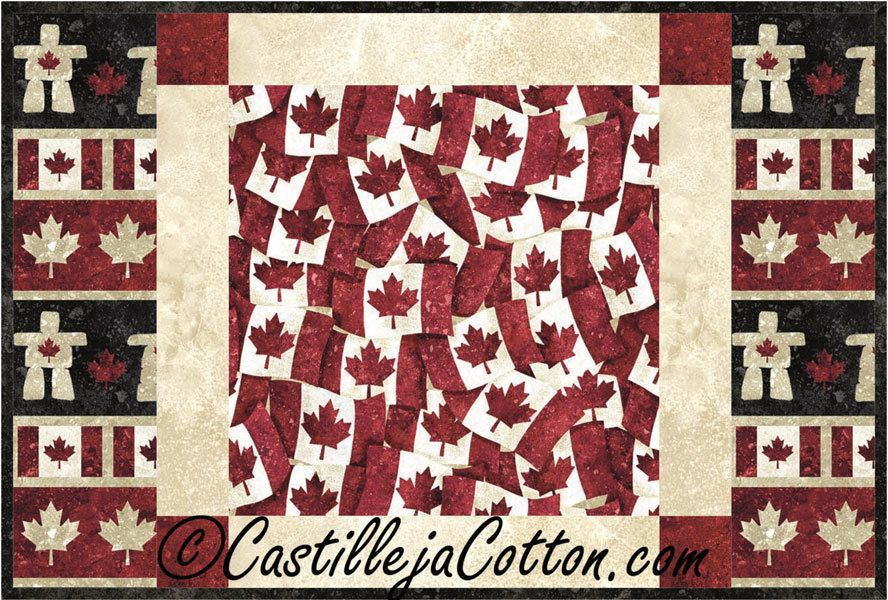 Seasonal Placemat Quilt Pattern C 10 00 Fabric Www Northcott Net
