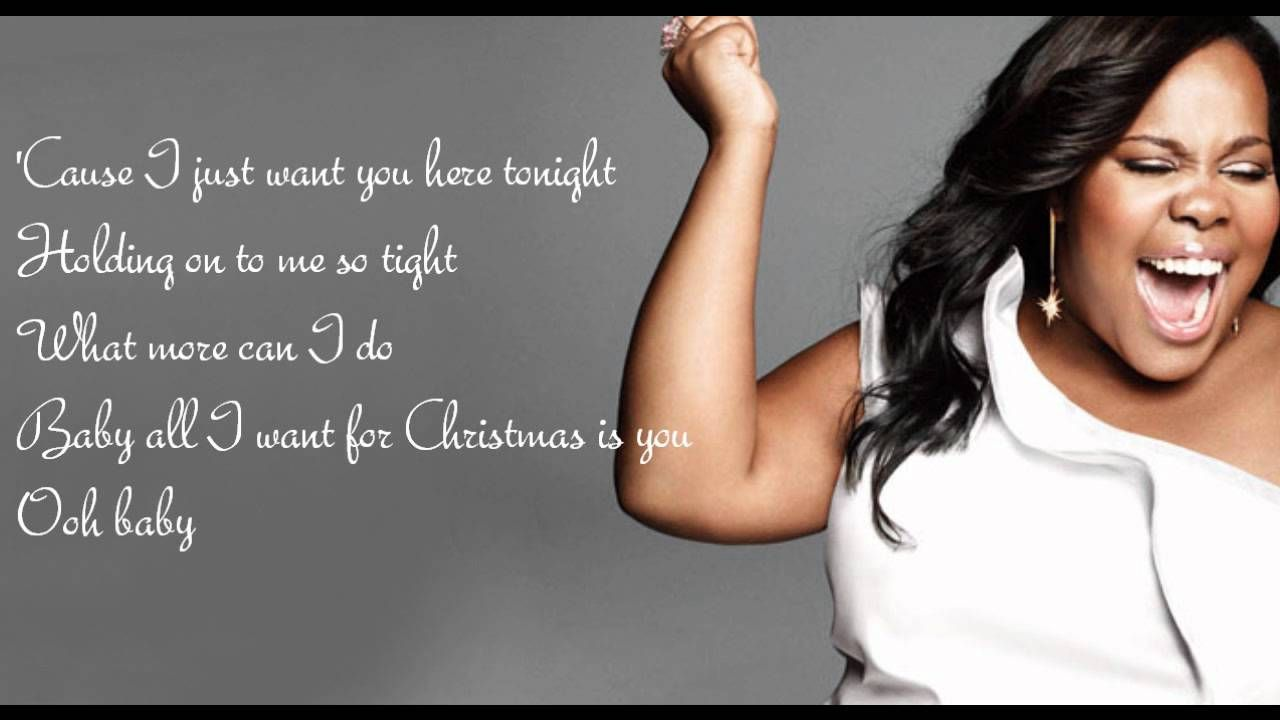 All I Want For Christmas Is You Glee Cast Glee Cast Glee It Cast