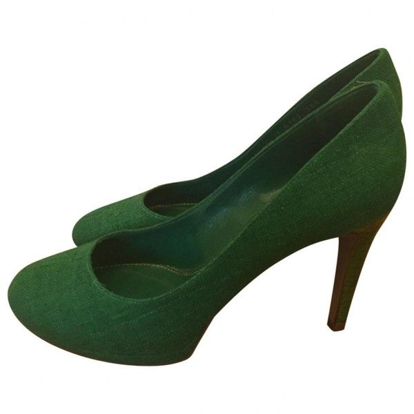 Pre-owned - Cloth heels Sergio Rossi JDn36rE