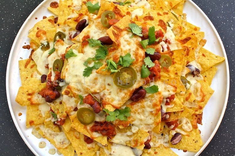 Nachos Mexico Nachos Recipe Easy Everyday Food Mexican Food Recipes