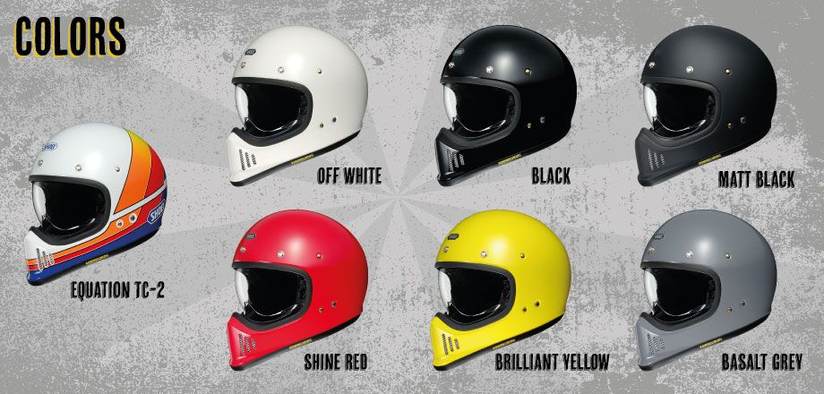 e6194cf7 Shoei Ex-Zero Helmet Review – A helmet that is going 'back to the future'