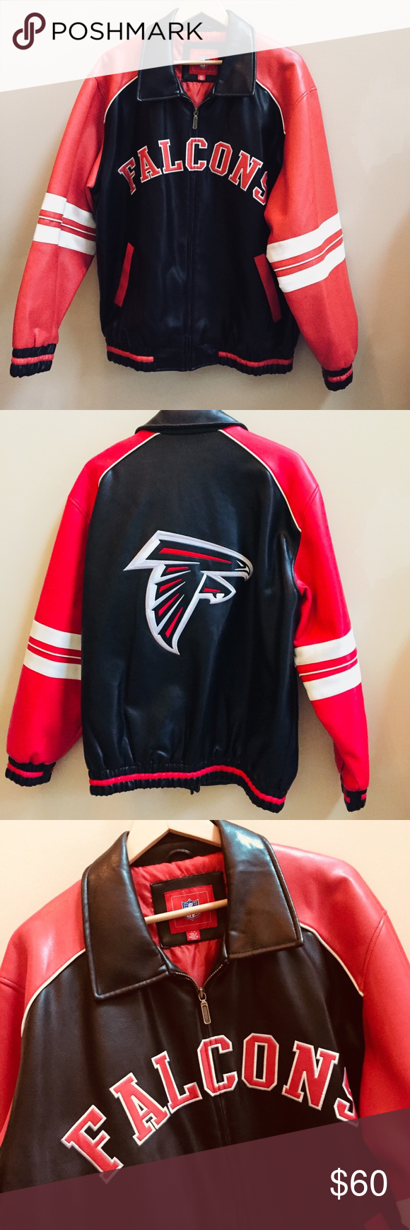 Falcons Nfl Jacket Jackets Jackets For Women Clothes Design