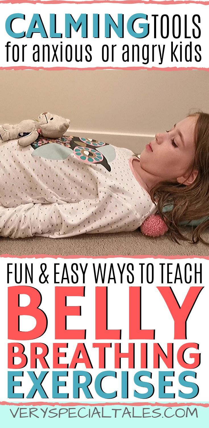 Belly Breathing for Kids: Fun Ways to Practice Diaphragmatic Breathing at Home - Very Special Tales