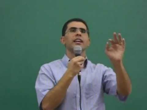 A parábola do mordomo infiel - palestra de Haroldo Dutra Dias realizada em 2008 no Grupo Espírita Maria de Nazaré na cidade de Votuporanga-SP