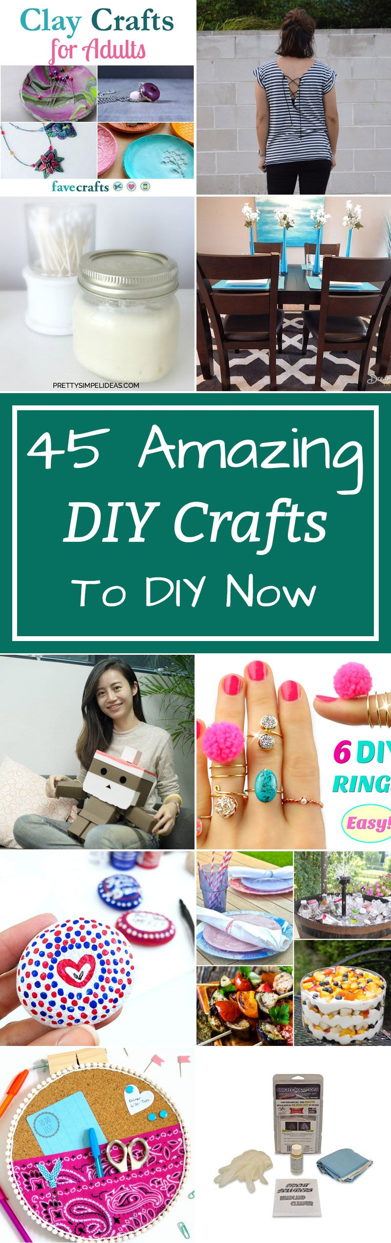 45 Amazing Diy Crafts To Diy Now
