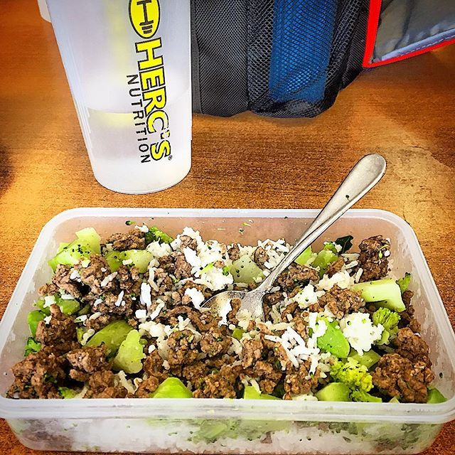 I Love The Simplicity Of Meal Prep And Meal Planning I Find It Easier To Eat When I Do Meal Prep Meal Prep Bodybuilding Meal Planning Ground Beef And Broccoli