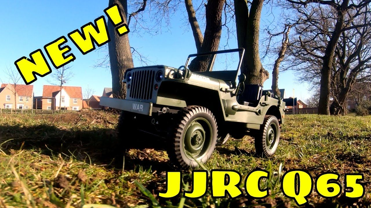 Jjrc Q65 Rc Willys Mb Jeep 1 10 Scale Cheap 50 Rc Truck Review With Images Willys Mb Rc Trucks Willys