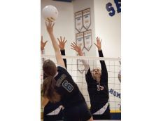 MADDY and CLAIRE VBALL