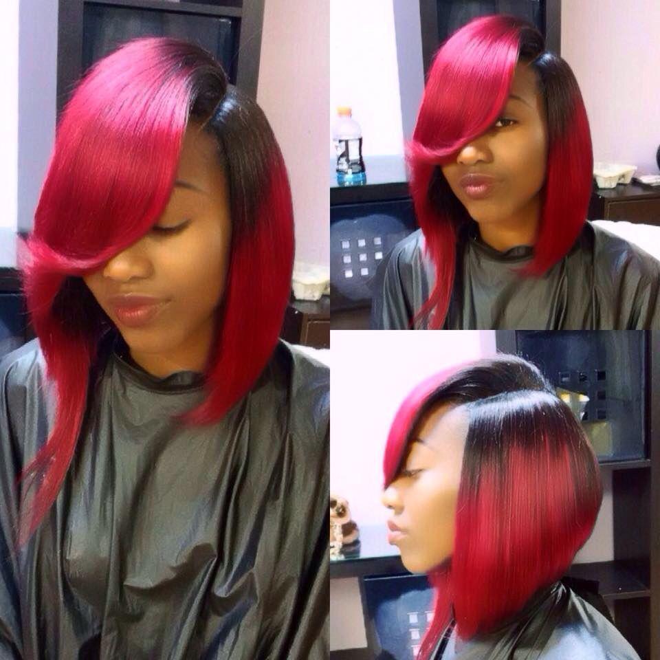 red bob | hair | pinterest | red bob and bobs
