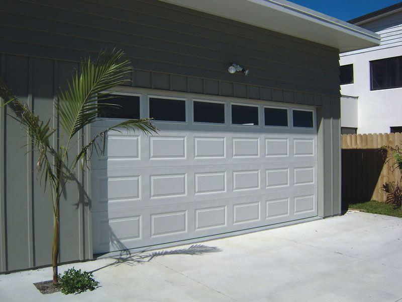 Steel Garage Door Windsor Doors Interior Garage Door Ideas