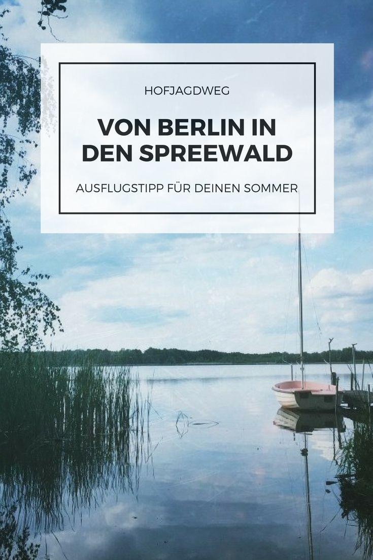 Hofjagdweg Mit Dem Fahrrad Von Berlin In Den Spreewald