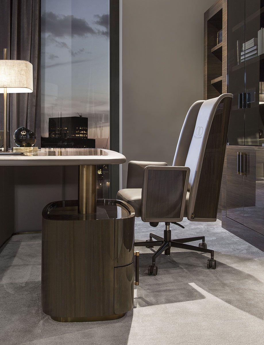 Daytona arredamento contemporaneo moderno di lusso arredo for Arredamento office
