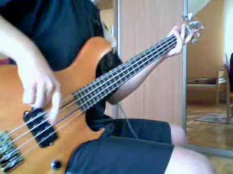 System Of A Down - Toxicity bass cover - YouTube