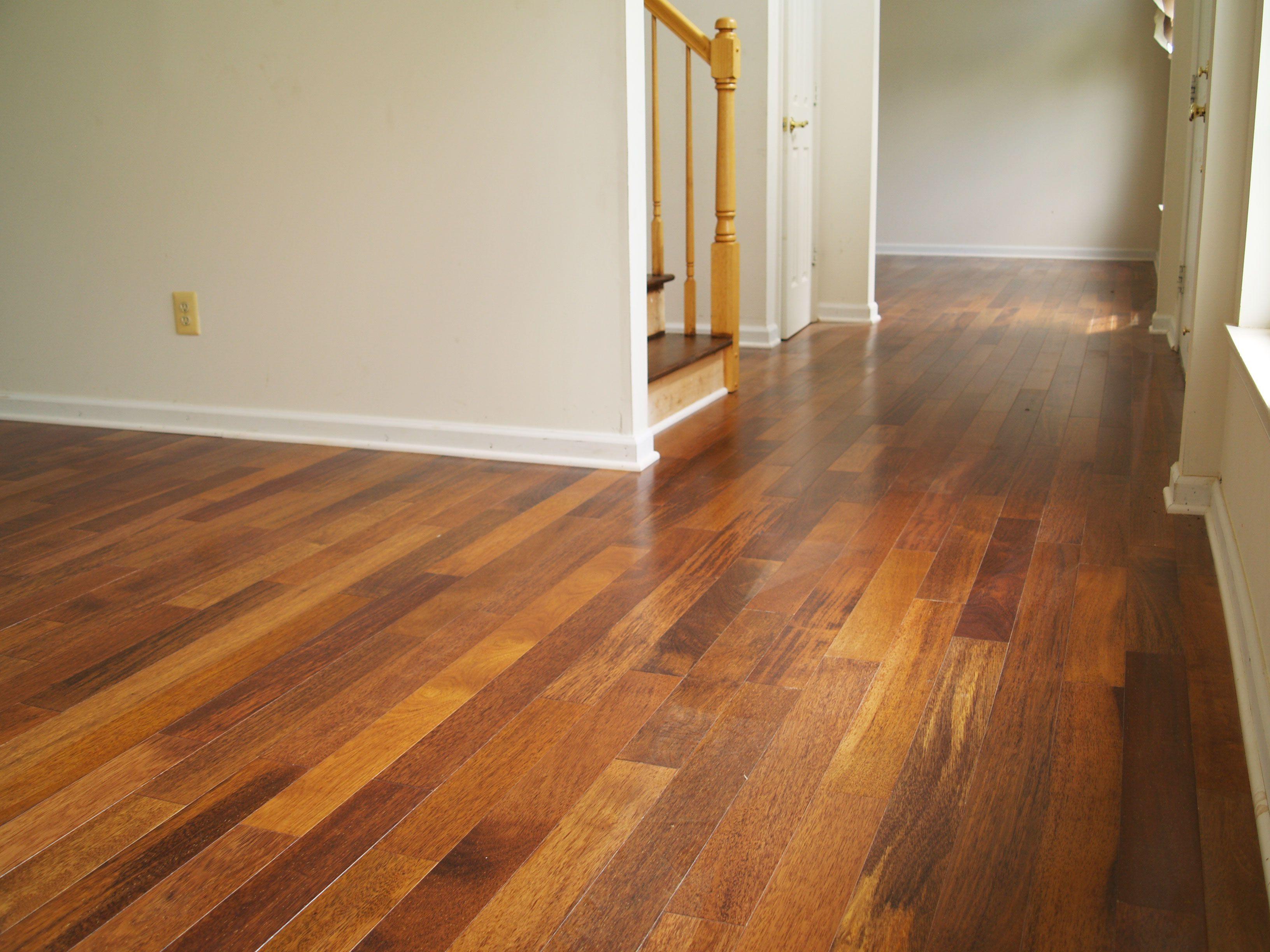 Merbau hardwood flooring. New Jersey Hardwood floors