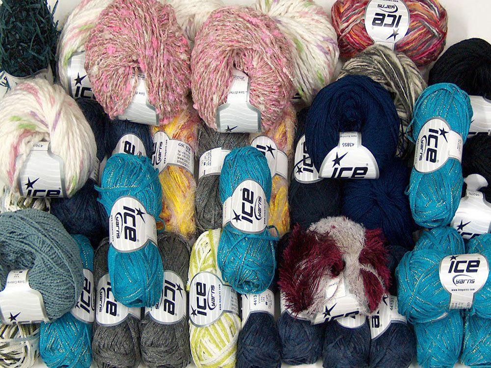 Custom Types Brand Ice Yarns fnt2-44287