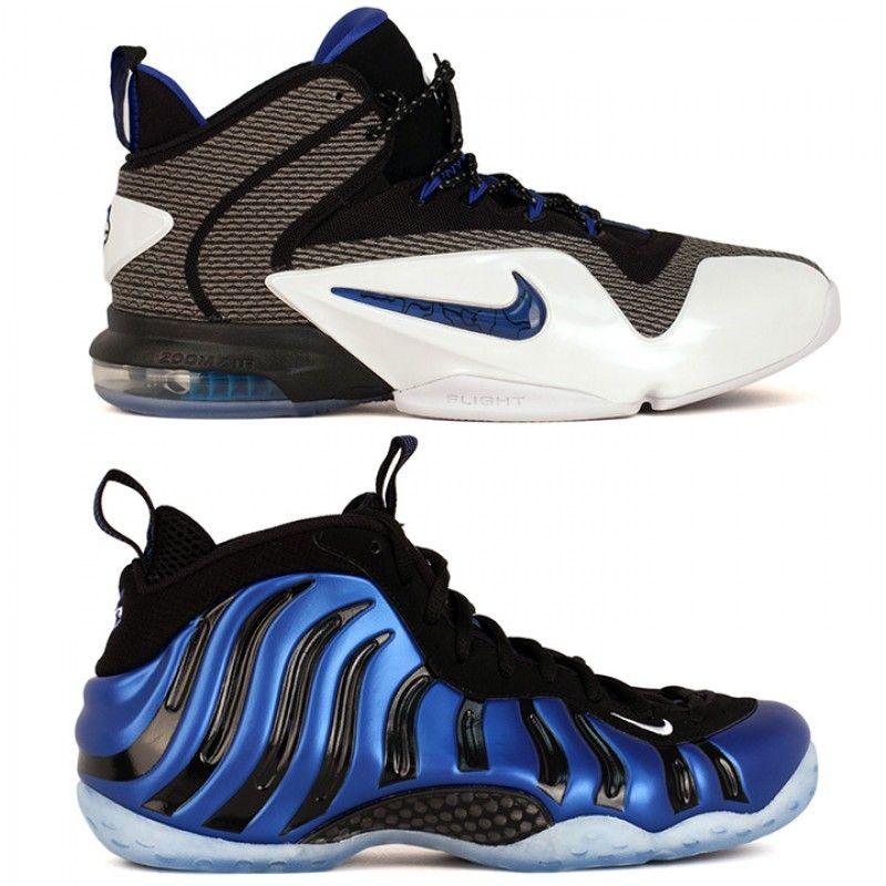 Urban Footwear and Apparel Nike QS Penny Sharpie Pack