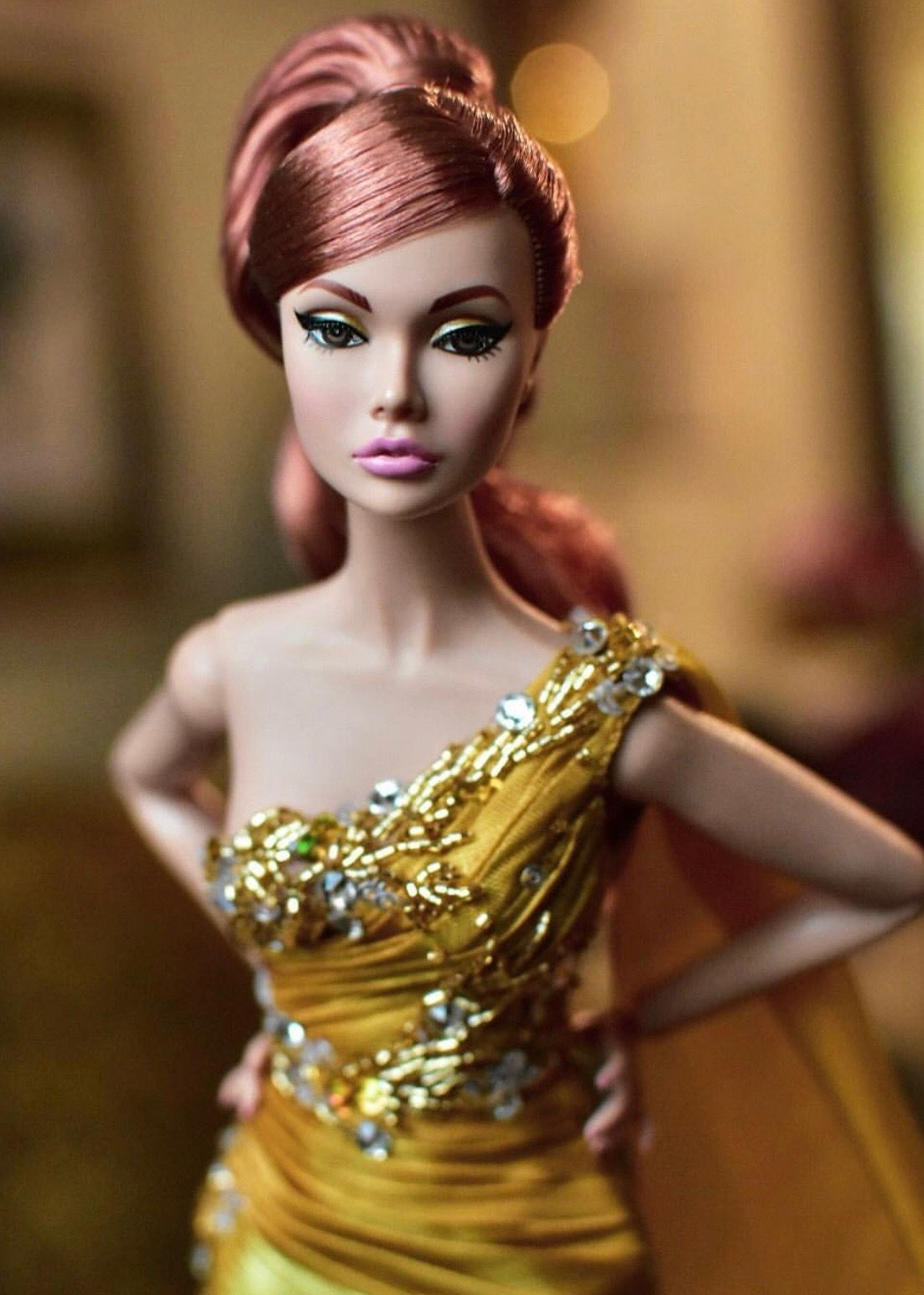38534 jacobdolls barbie model poppy parker dolls