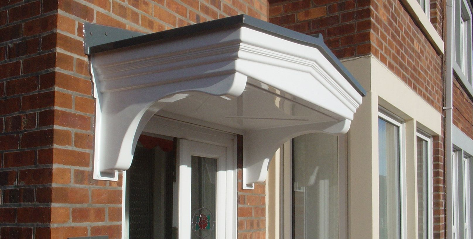 GRP Door Canopies for all Building Projects | Canopies UK & GRP Door Canopies for all Building Projects | Canopies UK ...