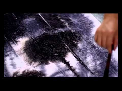 The Art of Absortion: How we turned toilet paper into Canvas by Publicis Shanghai