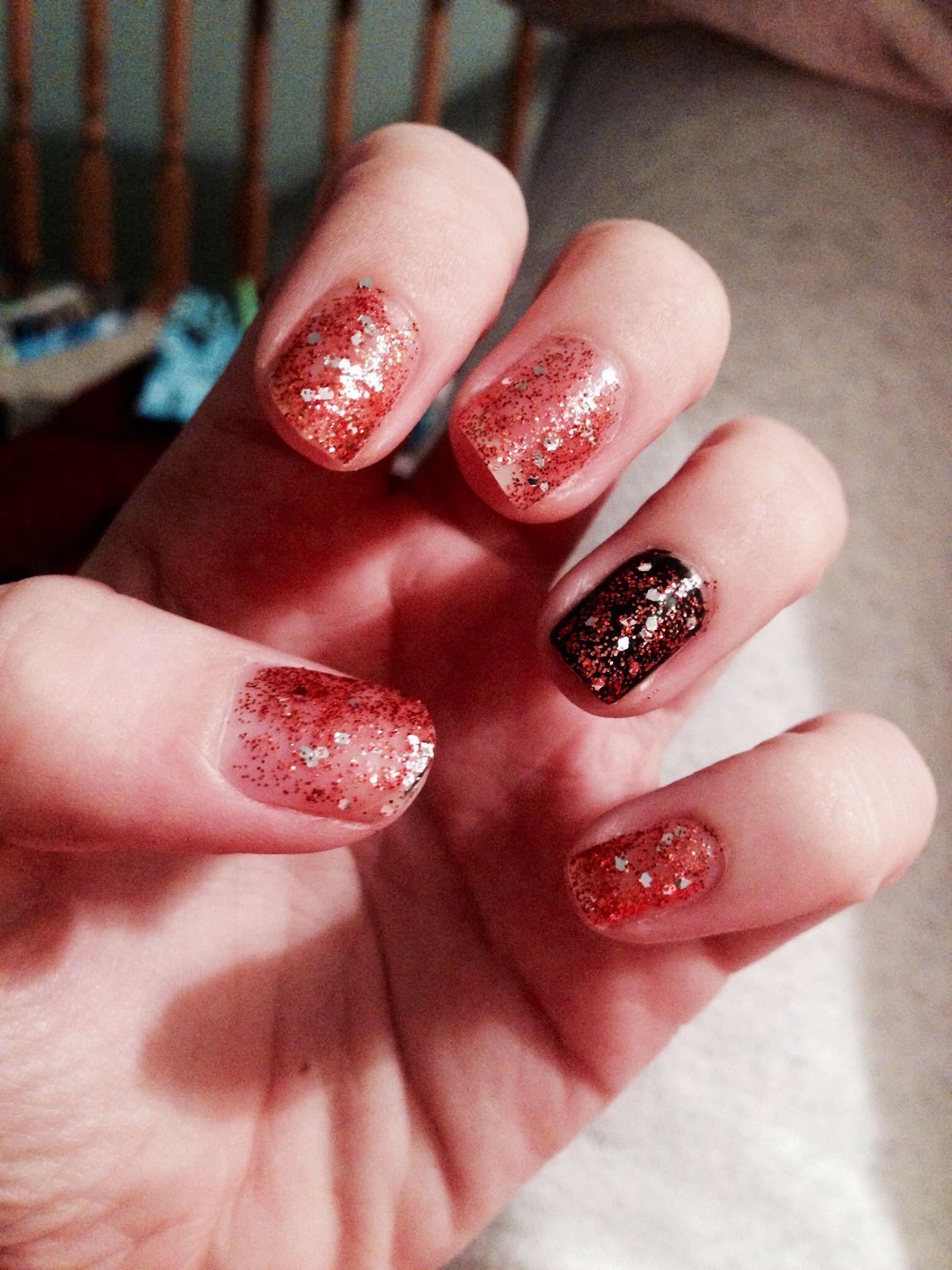 Halloween nails #nails #halloween