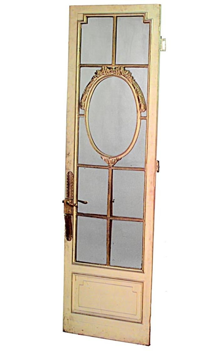 Love This Door At 6 000 For The Pair Guess I D Better Win The Lottery Before I Buy Them With Images Mirror Door French Mirror Louis Xvi
