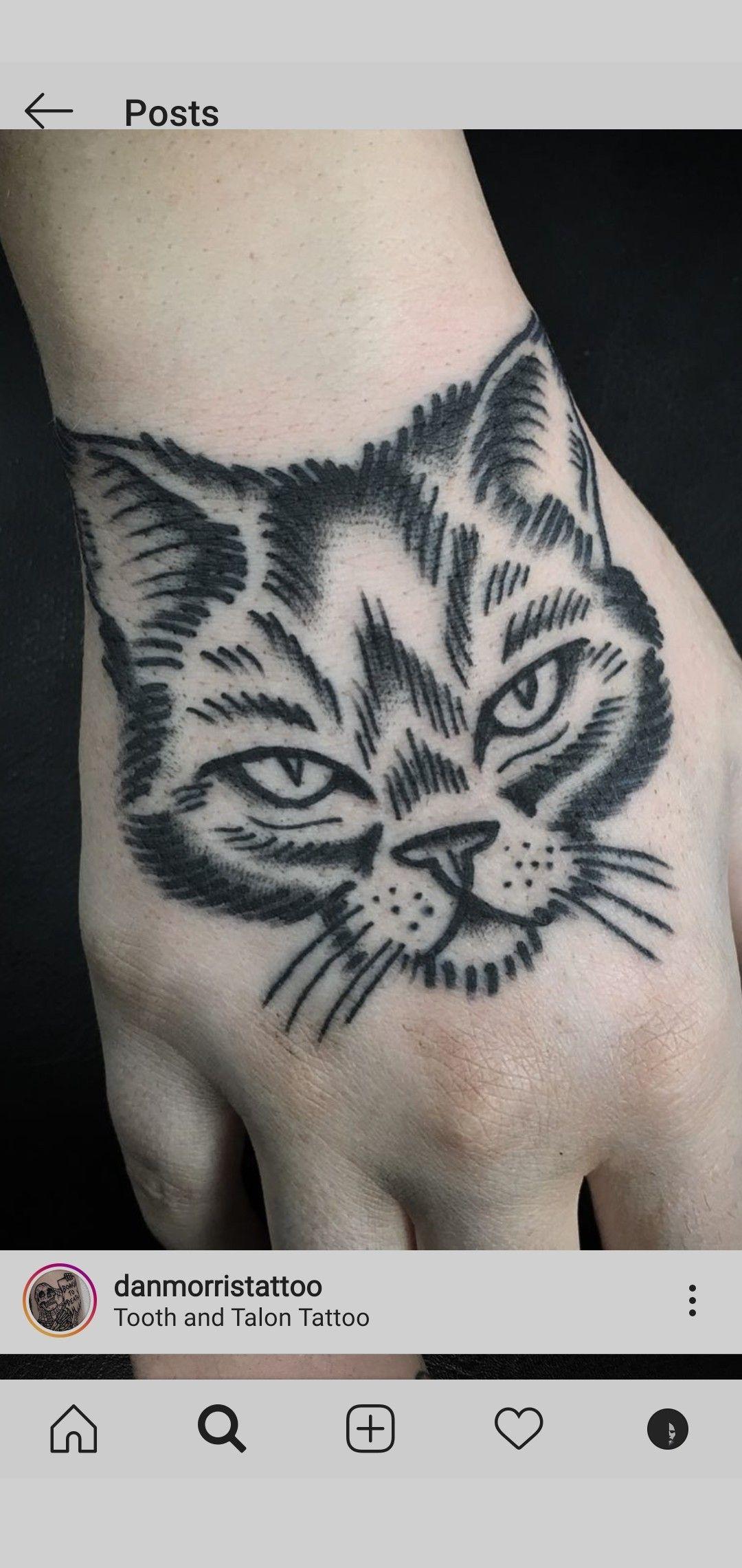 Pin On Animal Tattoo