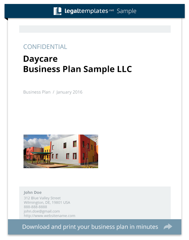 Are you looking for a free business plan template we have all the are you looking for a free business plan template we have all the materials you need to successfully complete a business plan for your daycare business wajeb Choice Image