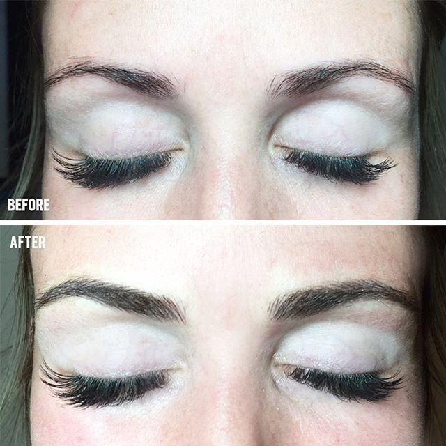 who has been dying to have better eyebrows without all the fuss if