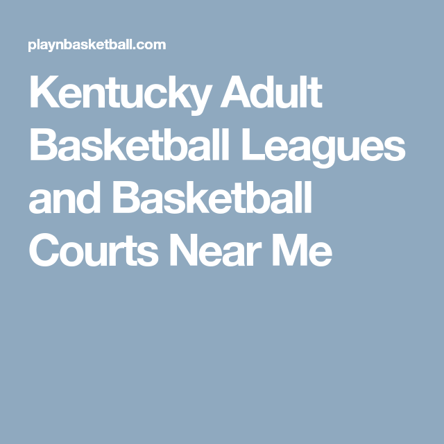 Pin On Adult Basketball Leagues Near Me-3433