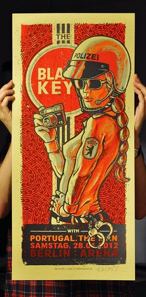 25 Beautiful Gig Poster Designs | From up North