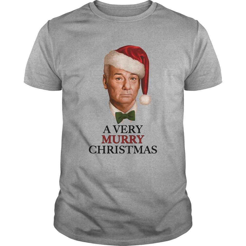 A very murray christmas Tee Shirt | A very murray christmas ...