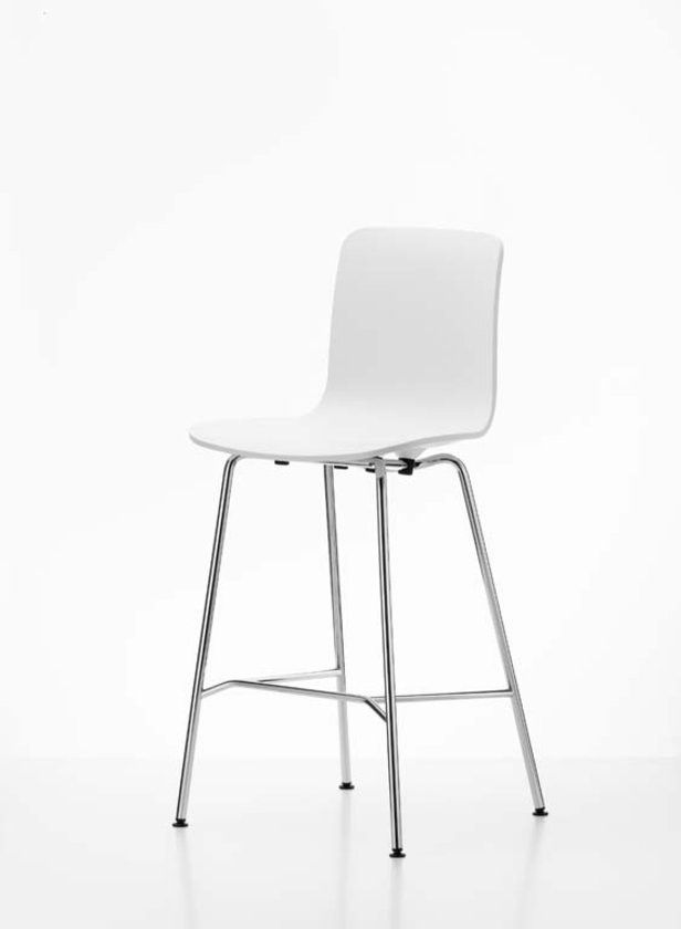 Barhocker Selber Bauen , Hal Stool Medium Barhocker Vitra Designed By Jasper Morrison Ab 270