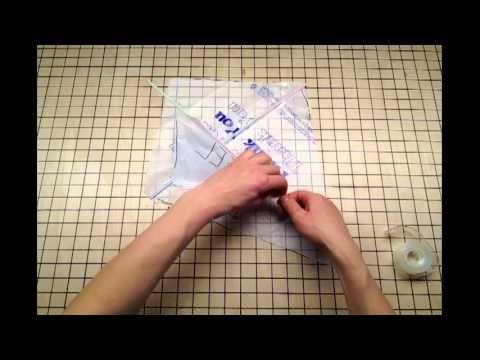 How To Make A Kite Easily How To Make A Kite