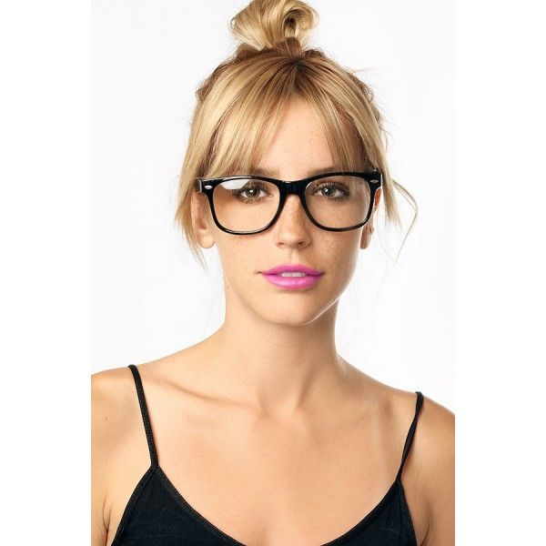e39196ca010f3 Jude Large Clear Horn Rimmed Glasses