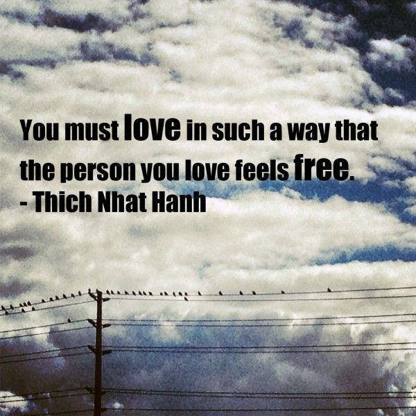 Thich Nhat Hanh - Love