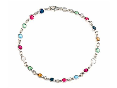 to on pearl images best anklets round inch anklet freshwater gems bracelet sterling silver bracelets pinterest swarovski gemavenue adjustable elements white ankle