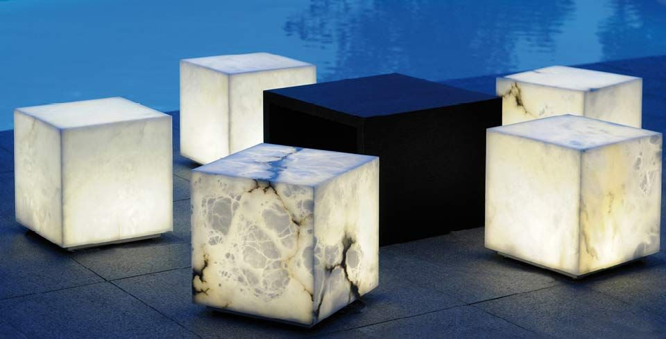 Atelier Alain Ellouz | Alabaster & Crystal Rock Creations for Architecture & Decoration