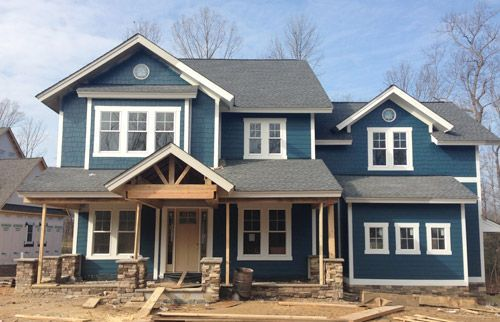 Picking An Exterior Paint Color Exterior Paint Colors Benjamin Moore And House