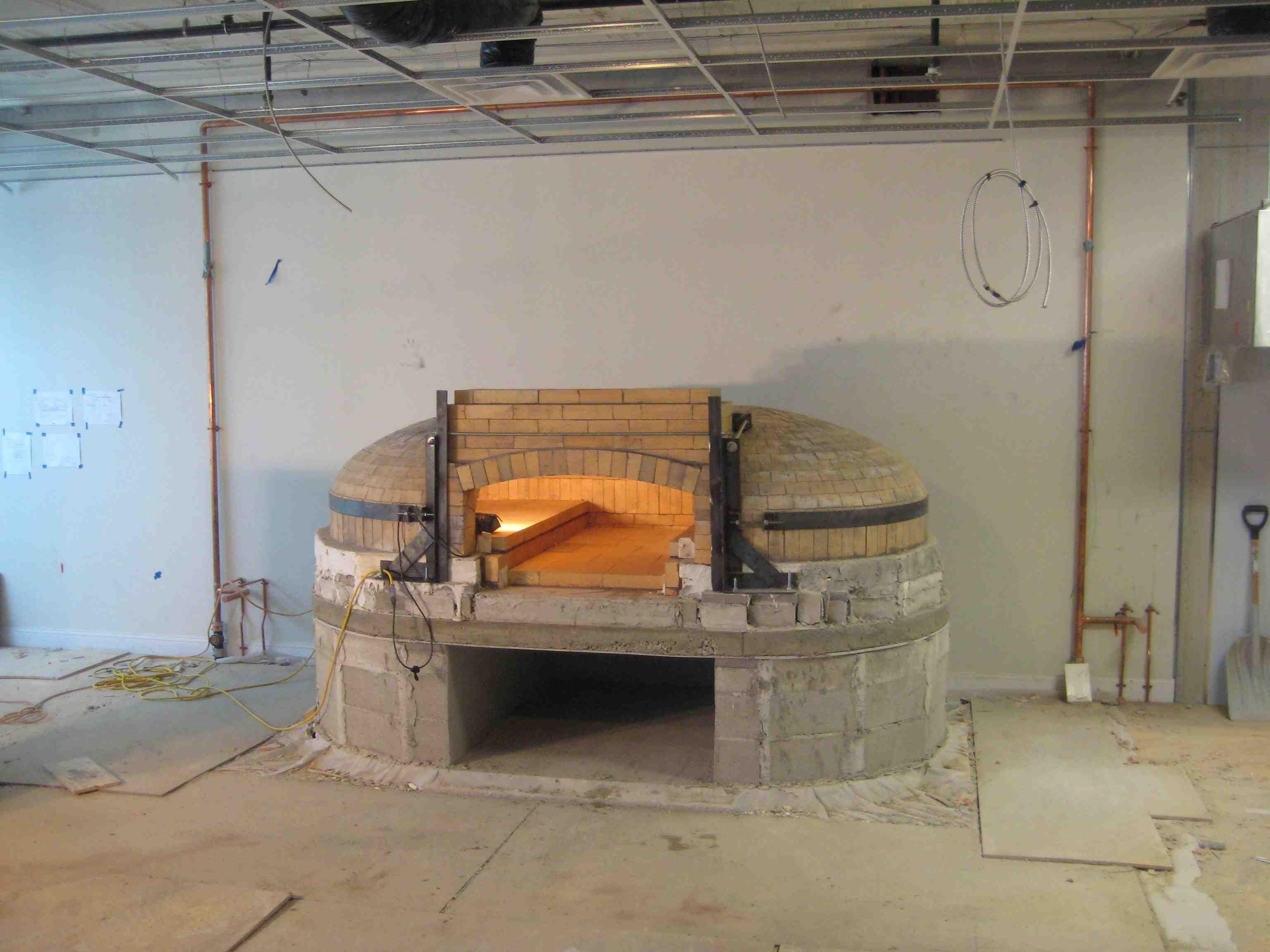 Hudson Massachusetts Custom Commercial Wood Fired Pizza Ovenfire Wood Fired Pizza Wood Fired Pizza Oven Pizza Oven