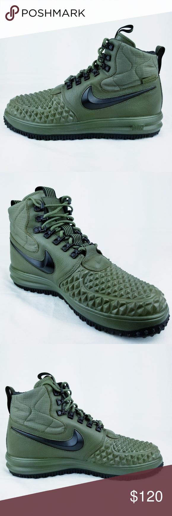 04a7ed35a282 Nike LF1 Lunar Force 1 Duckboot 17 Men Shoe Sz10.5 NIKE LF1 Lunar Force