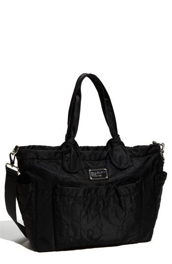 e539ccdc7a5009 MARC BY MARC JACOBS  Pretty Nylon Eliz-A-Baby  Diaper Bag available at   Nordstrom