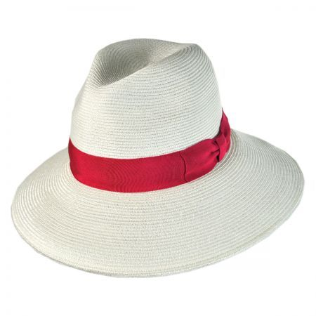 Alhambra Fedora Hat available at  VillageHatShop  965aae4f076